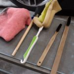 【ホイールの洗い方】簡単!おすすめ!ブラシを使ったホイール洗浄