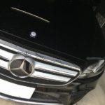 【黒い車】にお勧めワックスは、天然ワックス!雨染み心配なし!