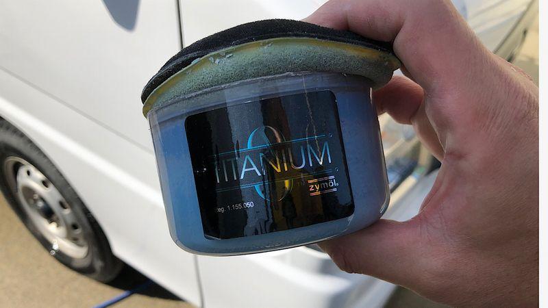 チタニウム ザイモール